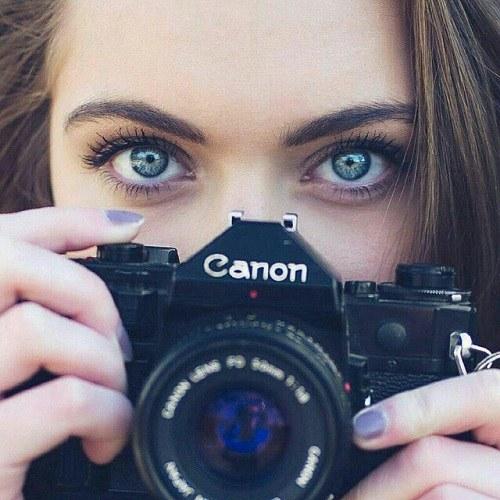 پروفایل دوربینی دخترونه