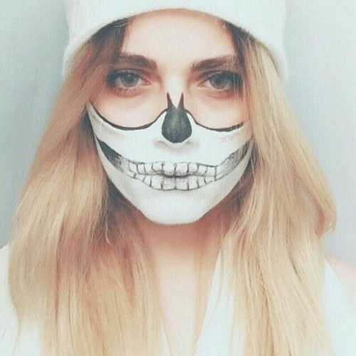 عکس پروفایل دخترونه با ماسک 1400 جدید