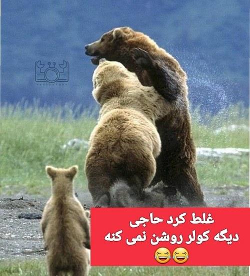 عکس نوشته طنز