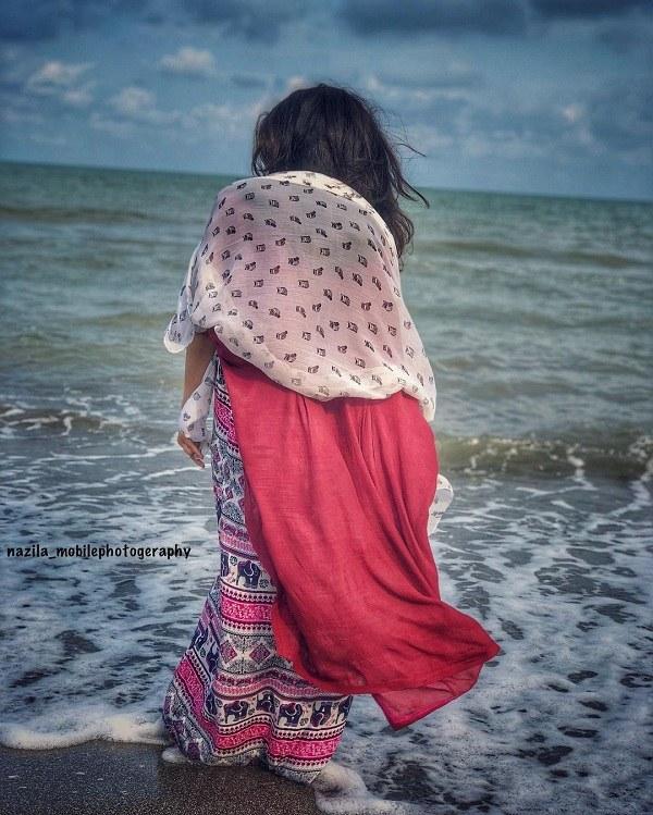 دلنوشته دریا