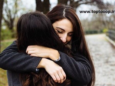 تعبیر خواب آغوش یا در بغل گرفتن در موقعیت های مختلف