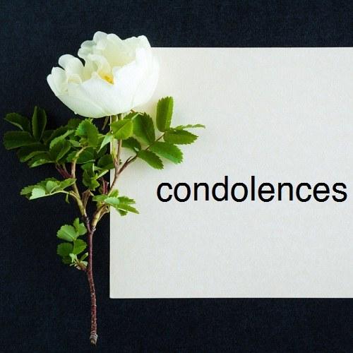 متن های کوتاه در مورد تسلیت گفتن به انگلیسی + عکس نوشته
