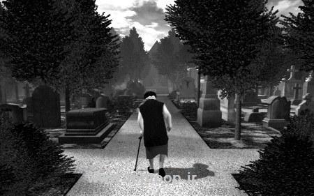 تعبیر خواب تنها بودن در قبرستان تاریک