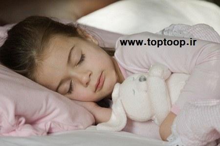 خواب گردی کودکان