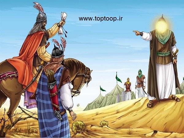 زندگی نامه امام حسین (ع) در دوران رسیدن به خلافت