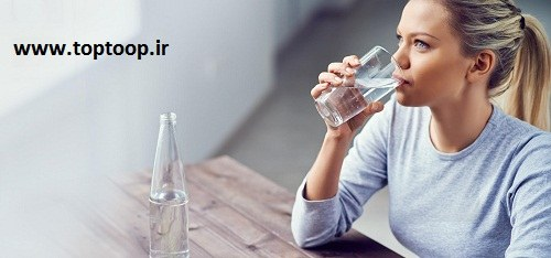آب و سلامت پوست