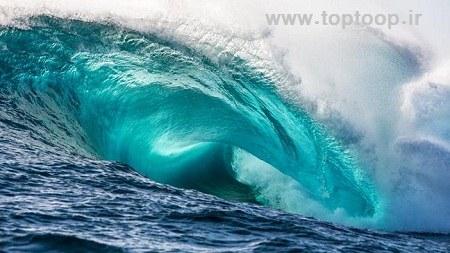 تعبیر خواب دریای زیبا با موج هایش