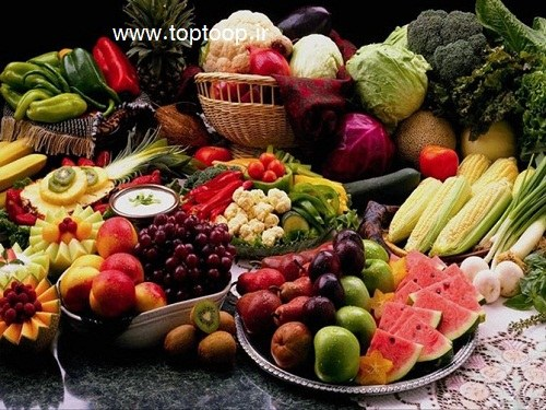 جایگزین میوه بجای تنقلات و فست فودها