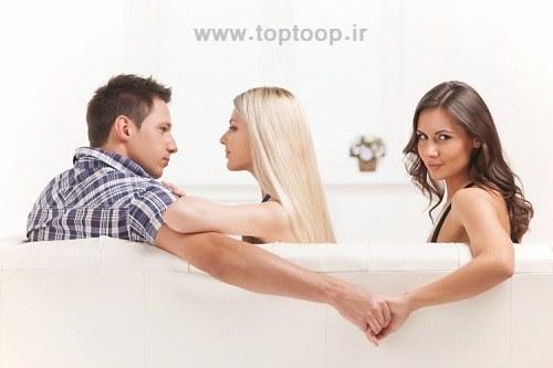 رفتار زن باید چگونه باشد تا شوهر خیانت نکند