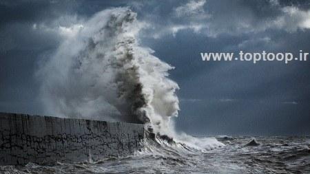 دریای طوفانی