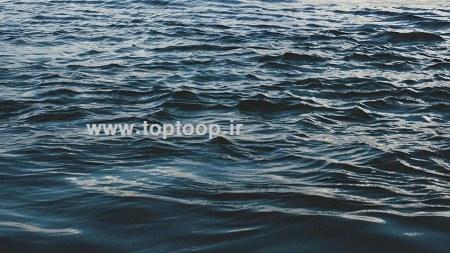 آب دریا
