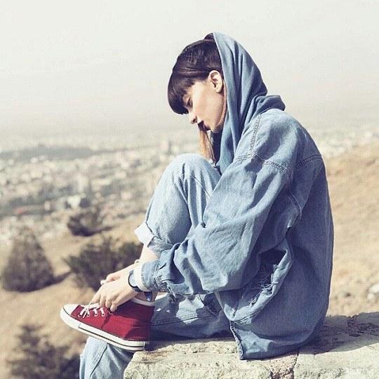 عکس های شخصی از دخترای ایرانی برای پروفایل