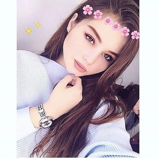عکس دختر خوشگل واسه پروفایل دخترونه