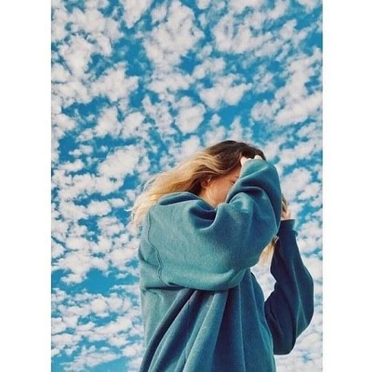 عکس دخترونه ابری