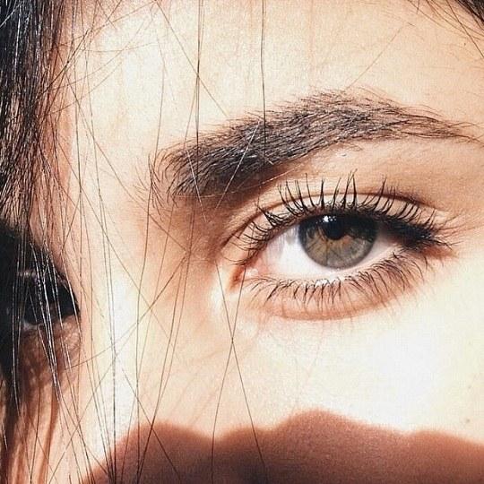 چشم های زیبای دختر ایرانی برای پروفایل دخترونه