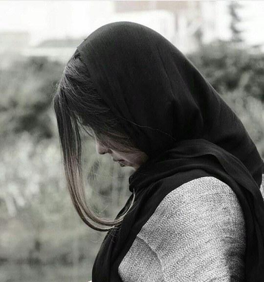 عکس دخترونه افسرده و در حال خودش واسه پروفایل