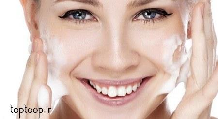 تعبیر خواب شستن صورت با صابون