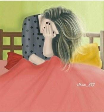 عکس پروفایل دخترونه مریض شده