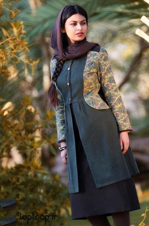 عکس مدل مانتو برای عید نوروز 98