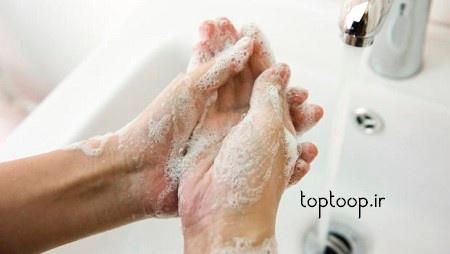 تعبیر خواب شستن دست با آب و صابون