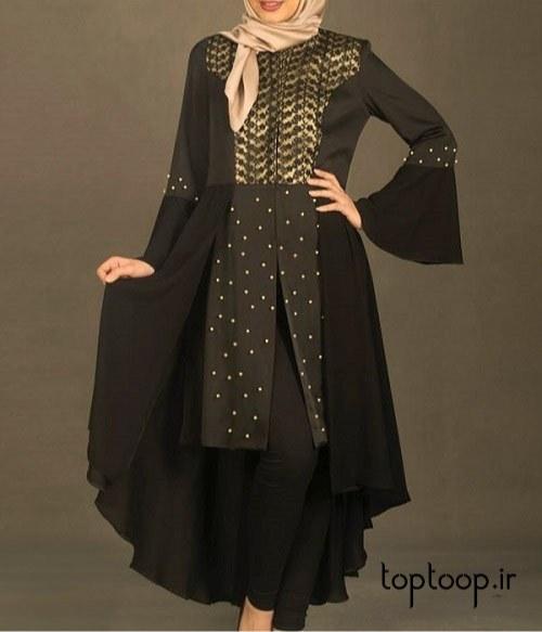 مدل مانتو دخترانه 98 تهران