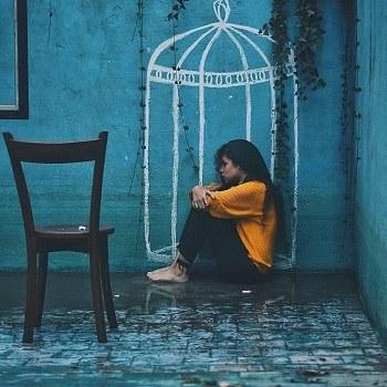 عکس دخترانه شکست عشقی برای پروفایل