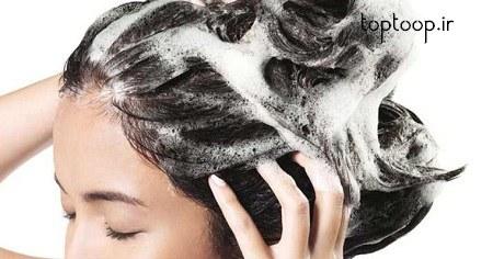 تعبیر خواب شستن موی سر با صابون