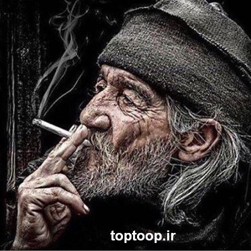 عکس پروفایل پسرانه سیگار