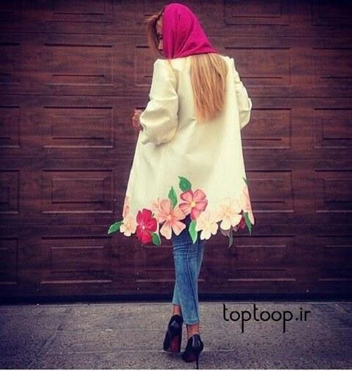 model manto irani instagram 2019 va 1398