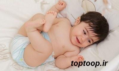 تعبیر خواب تاول زدن بدن نوزادان