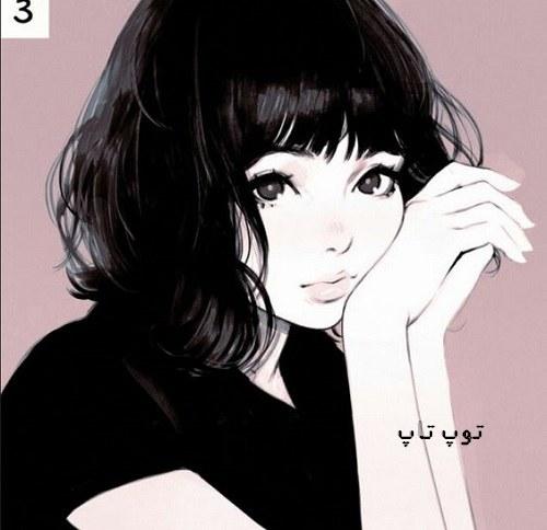 عکس ، عکس برای پروفایل ،دختر ، دختر خوشگل ، دختر فانتزی