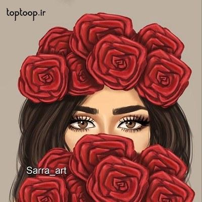 عکس پروفایل دخترونه غمگین 2019