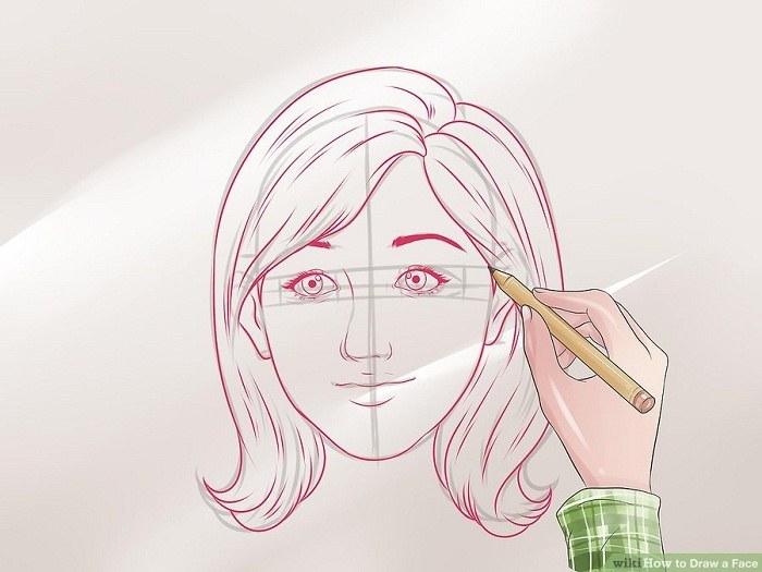 پرداختن به جزئیات با مداد کمرنگ تر
