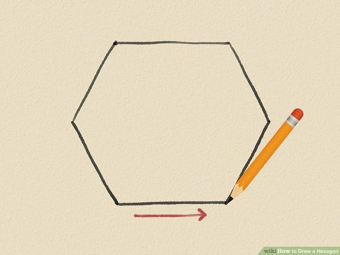 یک خط افقی دیگر برای وصل دو خط پایین رسم کنید