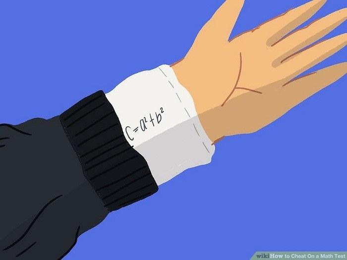 نوشتن یادداشت ها روی لباستان