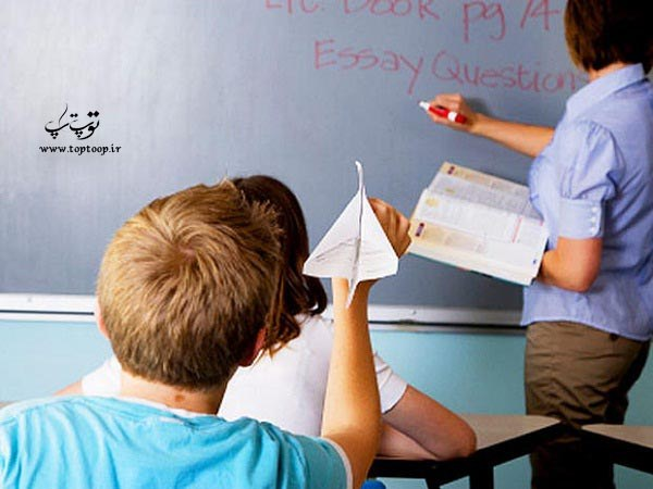 خصوصیات دانش آموزان بیش فعال