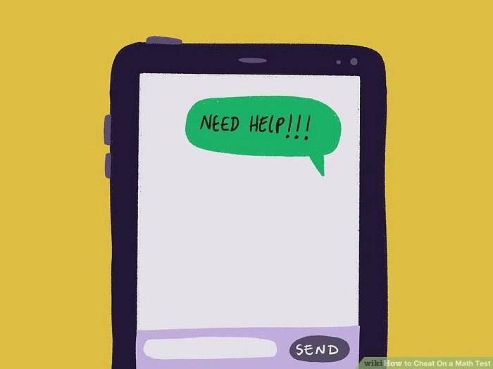 پیام فرستادن به دوستتان