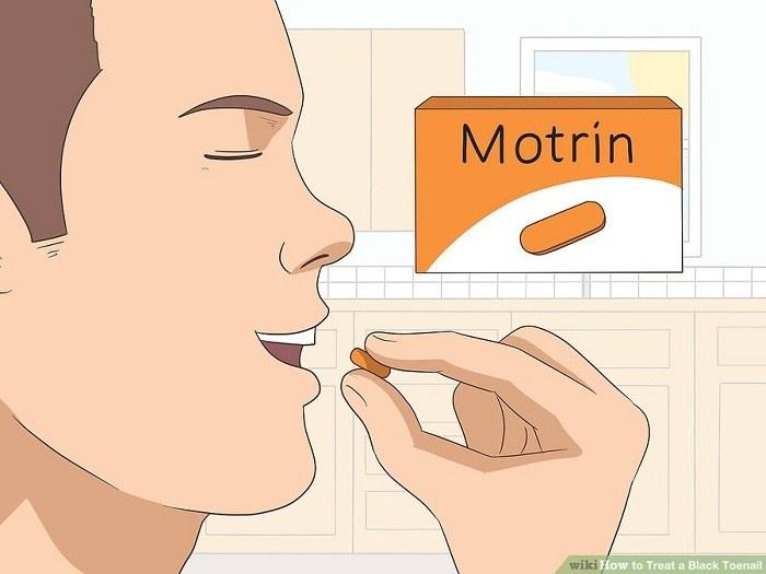 استفاده از مسکن برای کاهش درد