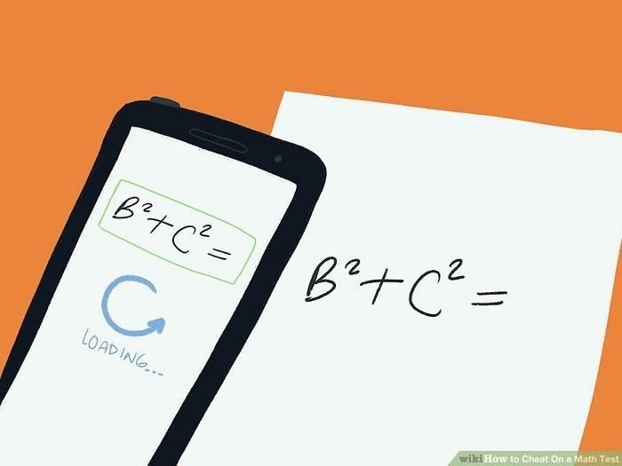استفاده از اپلیکیشن PhotoMath روی گوشی