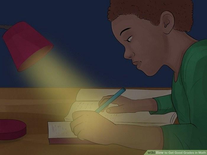 وقت زیادی را در طول روز به مطالعه اختصاص دهید
