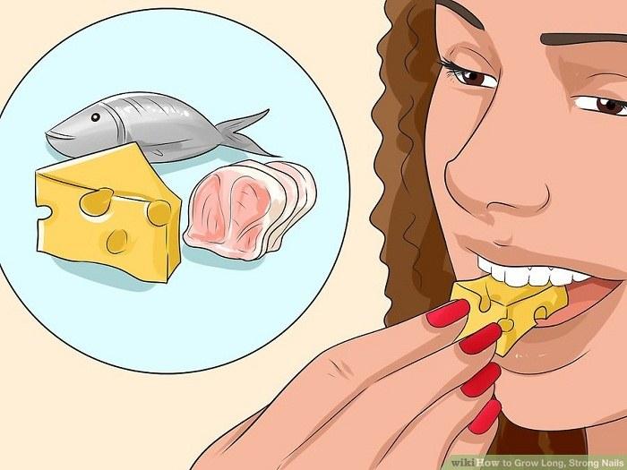مصرف غذاهای حاوی اسید فولیک