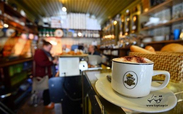 انتخاب اسم زیبا برای مغازه قهوه فروشی