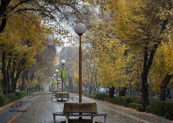 شعر کوتاه و قشنگ در وصف اصفهان