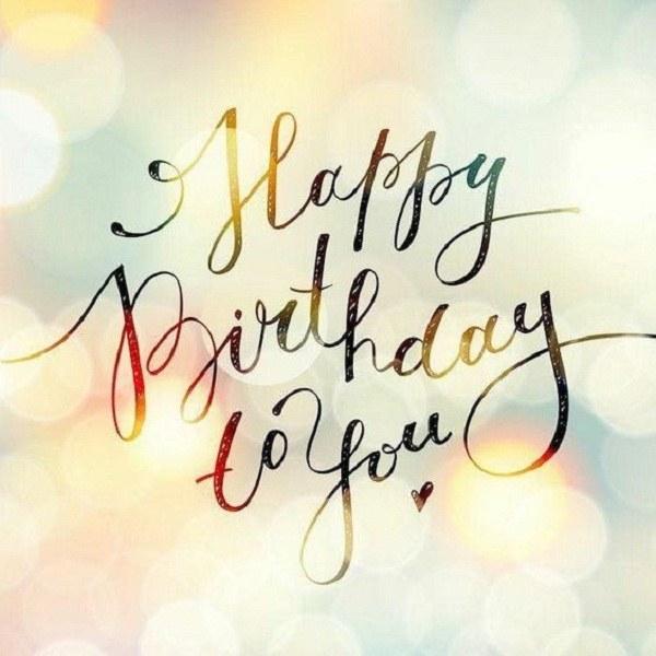 تولدت مبارک با زبان انگلیسی