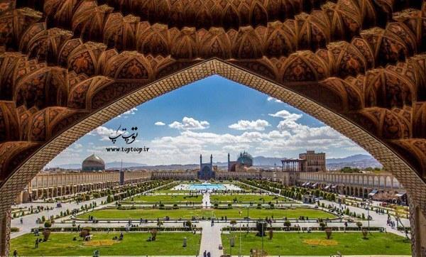 شعر درباره اصفهان کوتاه