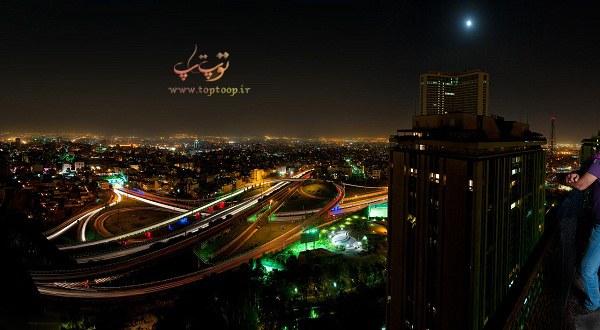 شعری درباره تهران