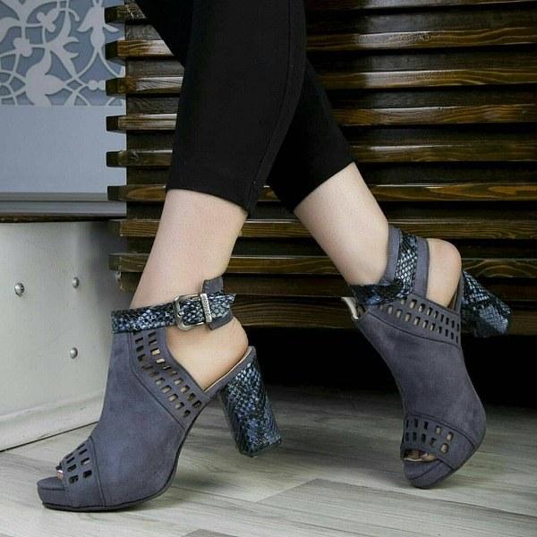مدل کفش های لاکچری دخترانه 99-2020 جدید - تــــــــوپ تـــــــــاپ