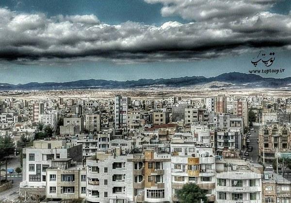 شعر در مورد شمال ایران