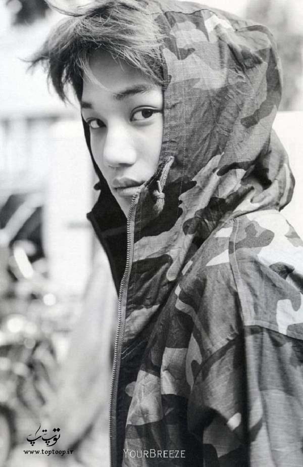 عکس پسر جوان کره ای خوشگل