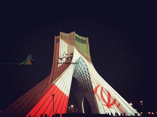 شعر درباره ی تهران
